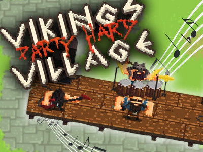 Vikings Village: Party Hard online hra