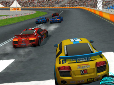 Racing Thunder online game