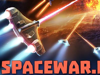 Spacewar.io online hra