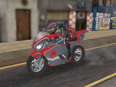 Extreme Moto GP Races online game