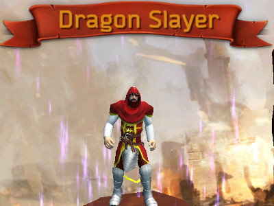 Dragon Slayer online hra