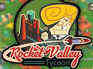 Rocket Valley Tycoon online hra