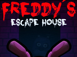Freddys Escape House online hra