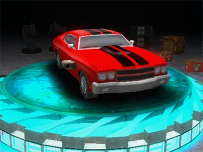 Terminator Car online game