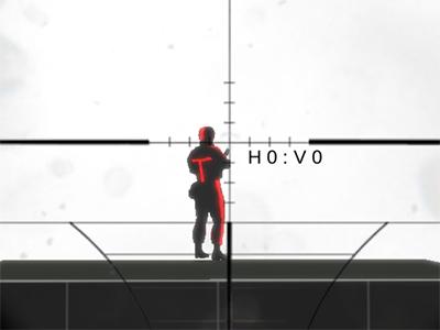 Sniper Deja Vu online hra