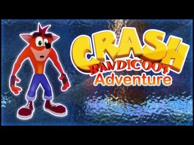 Crash Bandicoot Adventure online game