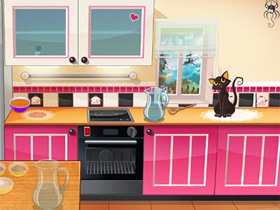 Sara's Cooking Class: Pumpkin Truffle online hra
