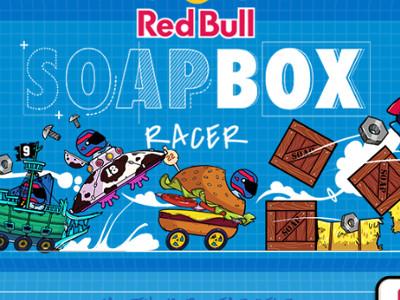 Soapbox Racer online hra