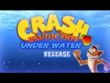 Crash Bandicoot | Underwater online game