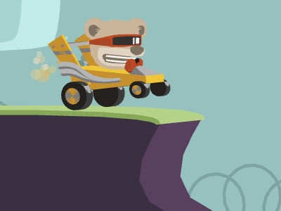 Funky Karts online hra