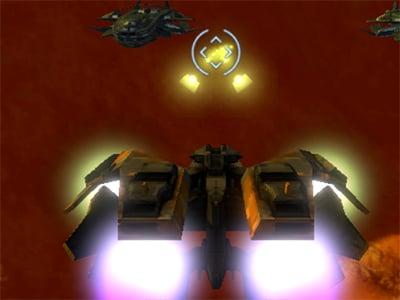Shadowhawks Squadron juego en línea