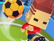 Blocky Kick online game