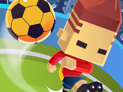Blocky Kick online game