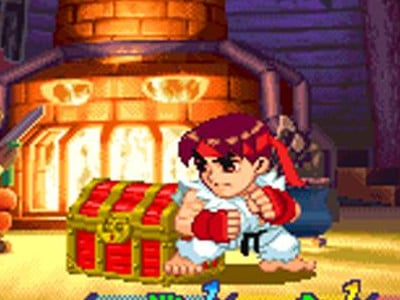 Super Pocket Fighter Adventure online hra