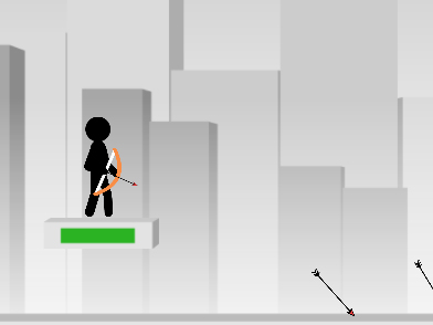 Stickman Archer online game
