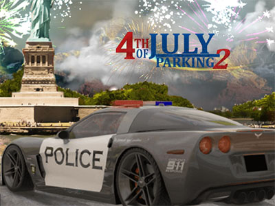 4th of July Parking 2 online hra