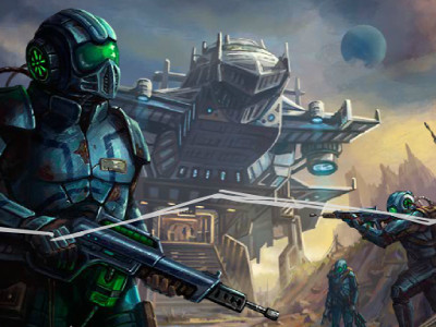 Stellar Squad online hra