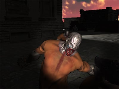 Apocalypse Z: Survival online game