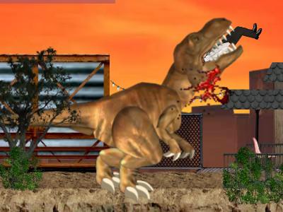 L.A. Rex online hra