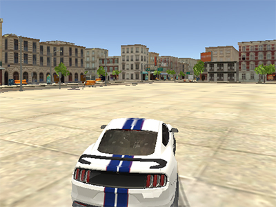 Top Speed Muscle Car online hra