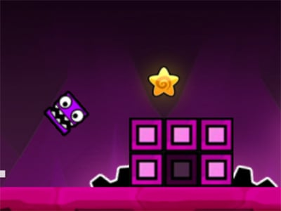 Geometry Neon Dash 2 online hra