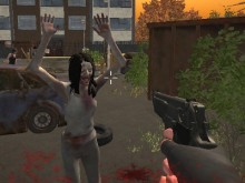 Zombie vs Janitor online game