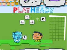 PlayHeads: Soccer AllWorld Cup online game