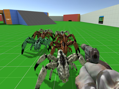 Spiders Arena 2 online game
