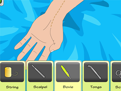 Arm Surgery online game