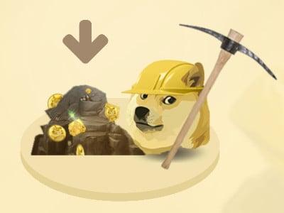 Doge Miner 2 online game