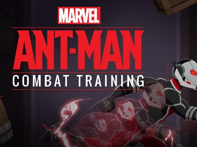 Ant-Man: Training Combat online game