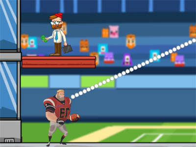 Football for Nerds online hra