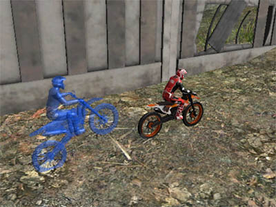 Moto Trials Industrial online hra