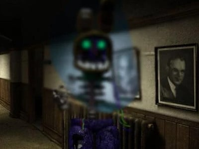 Five Nights at Freddy fans online game