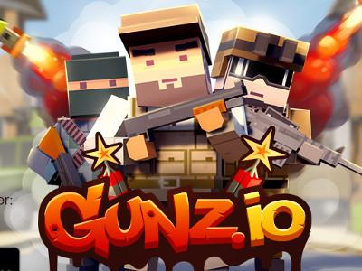 Gunz.io oнлайн-игра