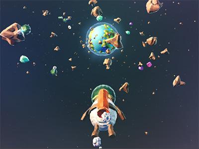 SpaceLamb online game
