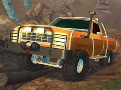 OffRoad Extreme Car Racing online game