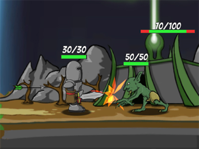 Heroic Battle online game