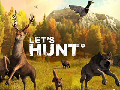 Let's Hunt online game