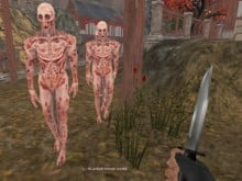 Warrior vs Zombies online hra
