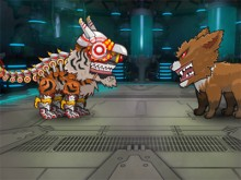 Mutant Fighting Arena online game