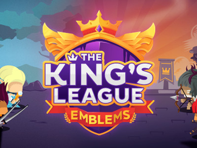 King's League: Emblems online game