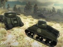 War of Tanks online hra