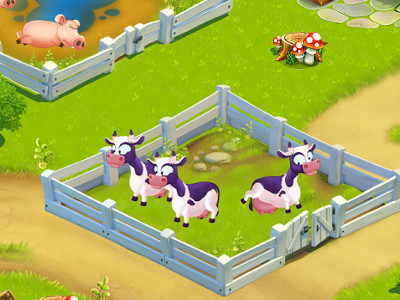 Golden Acres online game