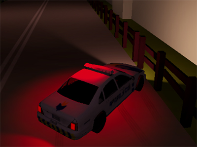 Police Patrol online hra