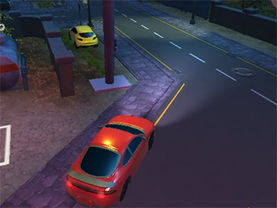 Parking Fury 3D: Night Thief online hra