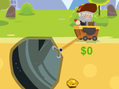 Gold Miner Bros 2 online game
