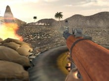 Bazooka Gunner War Strike 3D online game