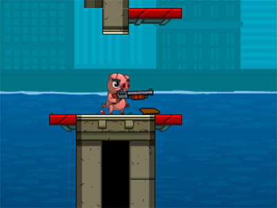 Piggy Fight online game