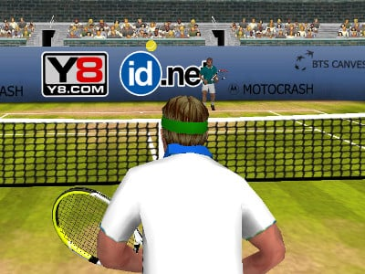 NexGen Tennis online game